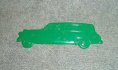 Org 1953 1954 Plymouth Sw Dealership Promotional Plastic Car