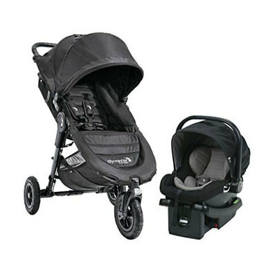 Baby Jogger City Mini GT Travel System - Comes with /Stroller & Car Seat