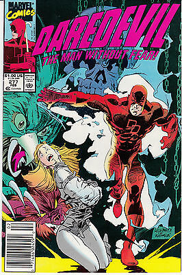 Daredevil #277 (Feb 1990, Marvel)