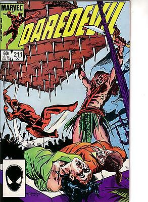 Daredevil #211 (Oct 1984, Marvel)