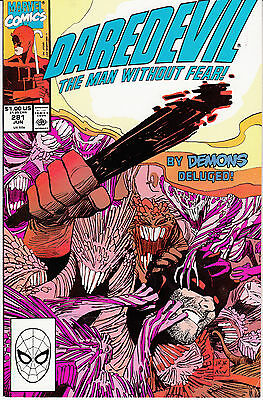 Daredevil #281 (Jun 1990, Marvel)