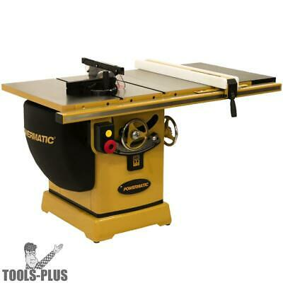 "Powermatic PM23150WK PM2000B 50"" 230V RIP Table Saw 3HP 1PH with Workbench New"