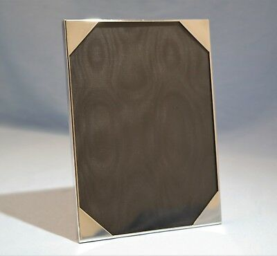 Tiffany & Co. Sterling Silver Picture Frame Spanish Retail 2001