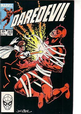 Daredevil #203 (Feb 1984, Marvel)