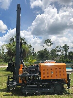 2018 Water Well Drilling Rig WWE-600
