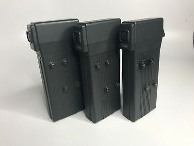 Set of 3 Sony DC-150 NP-1 Battery Holders Cases