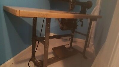 Cornely-A Embroidery Machine with Table.
