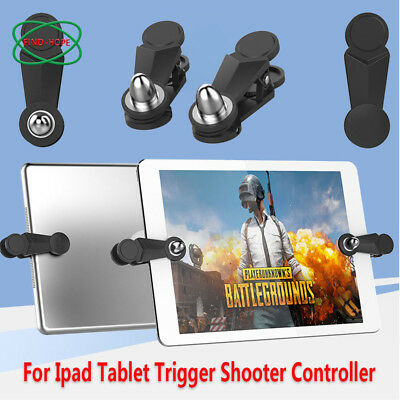 PUBG Shooter Controller Game Trigger Gamepad Fire Button For Ipad Iphone Tablet