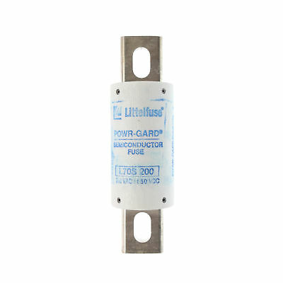 Little Fuse L70S-200 Powr-Gard High Speed Fuse, 700Vac, 650Vdc, 200A