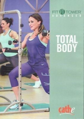 WEIGHTS Exercise DVD - Cathe Friedrich FIT TOWER ADVANCED TOTAL BODY