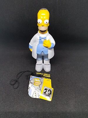 OPERA SINGER HOMER Limited Edition Figurine Collection Season 12 Ep The Simpsons