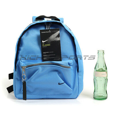 26ae3e6dfe Nike Young Athletes Classic Base Backpack Blue Binary Blue Just Do It  BA4606-412