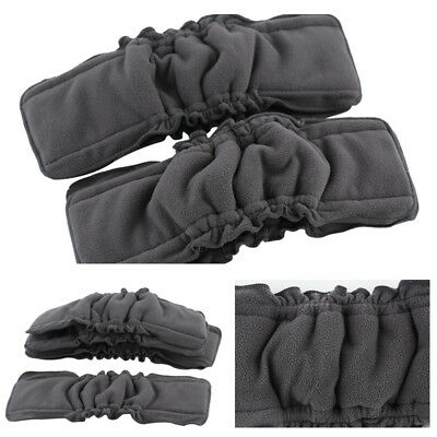 5-Layer Inserts Reusable Bamboo Charcoal Liners for Baby Modern Cloth Nappy