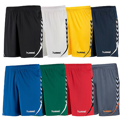 hummel Authentic Charge Polyester Shorts Kinder Handball Volleyball Fußball kurz
