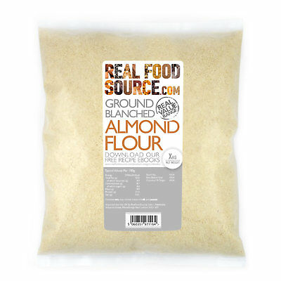 RealFoodSource - Blanched Ground Almond Flour 1kg