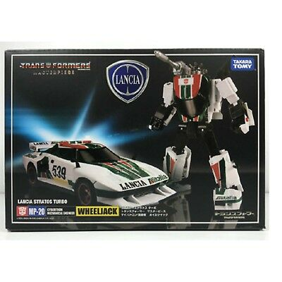 Lancia Stratos Turbo Transformers Masterpiece MP-20 Wheeljack Regalo Natale
