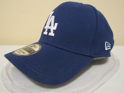 MLB Los Angeles Dodgers Baseball M/L High Crown 39THIRTY Cap by New Era