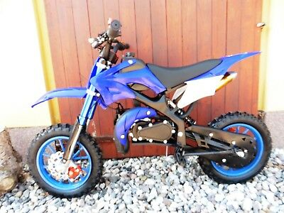 Dirtbike Crossbike Pocketbike Kindermotorrad Pocket Cross Bike