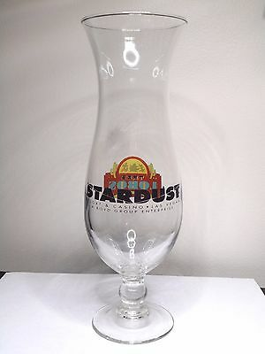 Stardust Resort Casino/Tres Lobos Mexican restaurant  Las Vegas Hurricane Glass