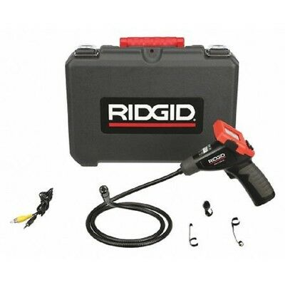 Ridgid 40043 Video Borescope | Hand-Held Inspection Camera (2.4 In, 36 In Shaft)