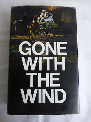Gone With The Wind by Margaret Mitchell - Macmillan (Hardback,1974)