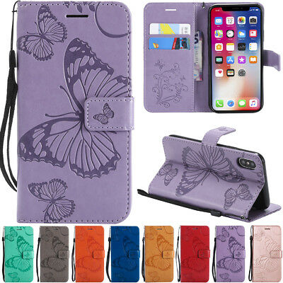 Luxury PU Leather Magnetic Flip Stand Card Slot Wallet Case Cover For Huawei P20