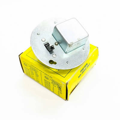 "Bussmann SSX Fusetron Box-Cover Unit for 4"" Octagon Box, 1 Fuseholder 15A 250VAC"