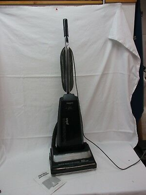 Panasonic Mc 5241 Performance Plus Platinum Upright Vacuum