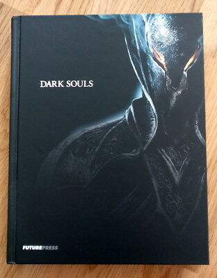 Dark Souls Strategy Guide Hardcover by Futurepress *Excellent condition*