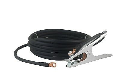 #2 AWG cable 200 Amp Electrode Holder Welding Lead LC40 Connector 25 FEET