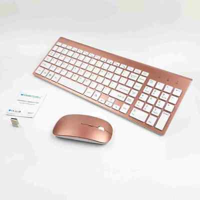 Wireless Mini Mouse And Keyboard For Argos Samsung Smart Tvs Pk Hk