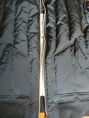 Armani Exchange A|x Men's Quilted Bomber Down Puffer Coat Jacket Medium $270