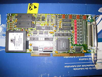 ADDI-DATA PA 311-16-8 PA3110 Data Acquisition ISA Card Mattson AST 2800 2900