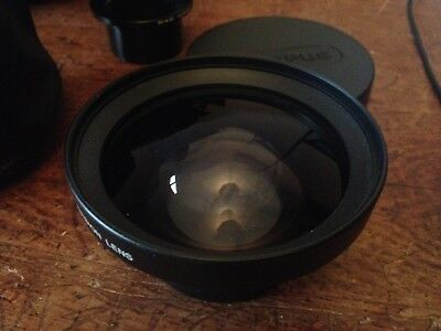 Olympus 0.8X Wide Conversion Lens; 43 - 55 & 41 - 43.