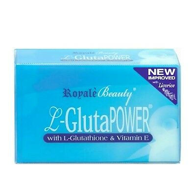 L-Gluta Power Soap 👉Why choose Royale L-Gluta Power Soap? Simply because...