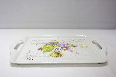 Melamine Serving Tray Si 2 30756-1