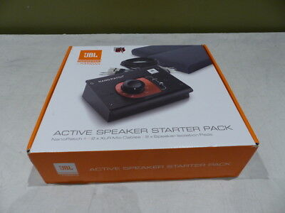 Jbl Actpack Active-Speaker Startset Studio Monitor Enhancement Pack Smp-Asp-1