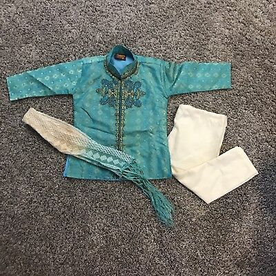 Boys Indian Outfit Size 16