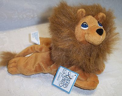 Precious Moments Pals Stuffed Animal Alek the Lion NWT