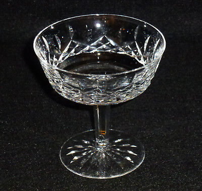 """Waterford Lismore Champagne or Tall Sherbet (4 1/4"""" Tall)"""
