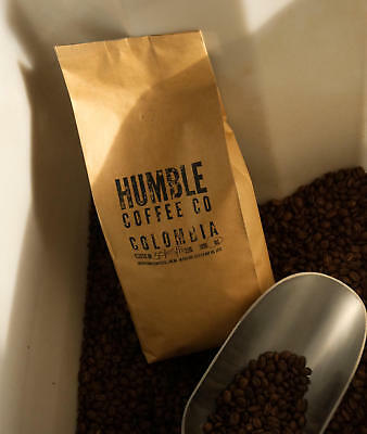 Humble Coffee Co - Colombian specialty roasted coffee beans - 1kg