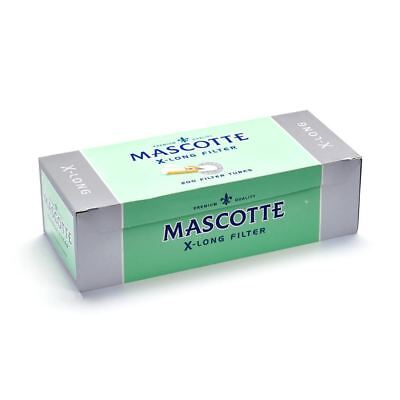 Mascotte Filter Tubes X-Long 200's 1 to 10 Boxes