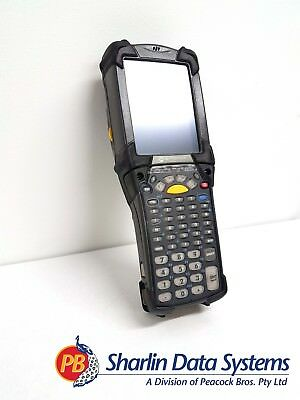 Symbol Motorola MC9094-KUCHJEHA6WR Wireless Laser Barcode Scanner WiFi