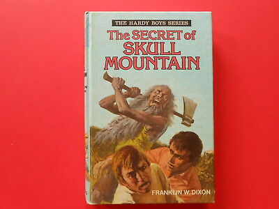 ## The Secret Of Skull Mountain #40 - Franklin W. Dixon - The Hardy Boys Series