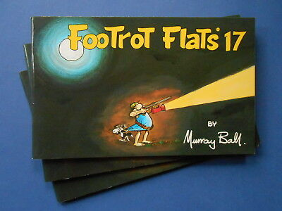 Footrot Flats Seventeen /17 - Murray Ball - Australian Comic *1991 First Edition