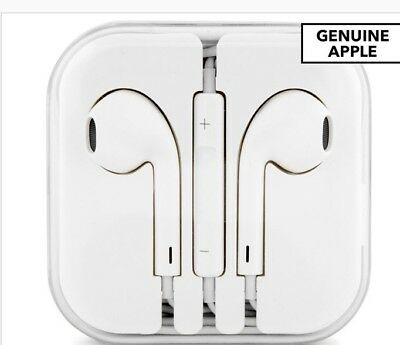 Apple Earpods Earphones for Iphone 5, 6, 6s GENUINE WITH WARRANTY