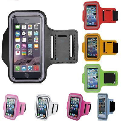 """Running Gym Armband Case For Apple iPhone 8 4.7"""" Workout Jogging Sport Cover"""