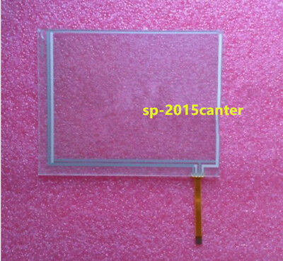 One For Weintek MT8071IE Touch Screen Digitizer Glass Tracking ID