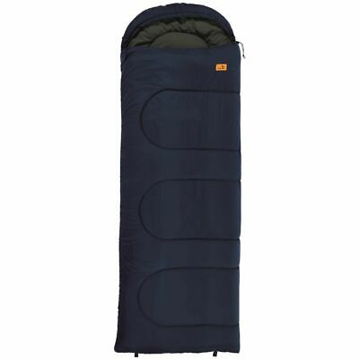 Easy Camp Schlafsack Camping Outdoor Polyester Mumien Moon Blau 195 cm 240110