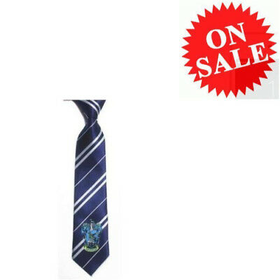 Harry Potter Ravenclaw Tie Stylish Unique Cosplay Halloween Party For Men Women